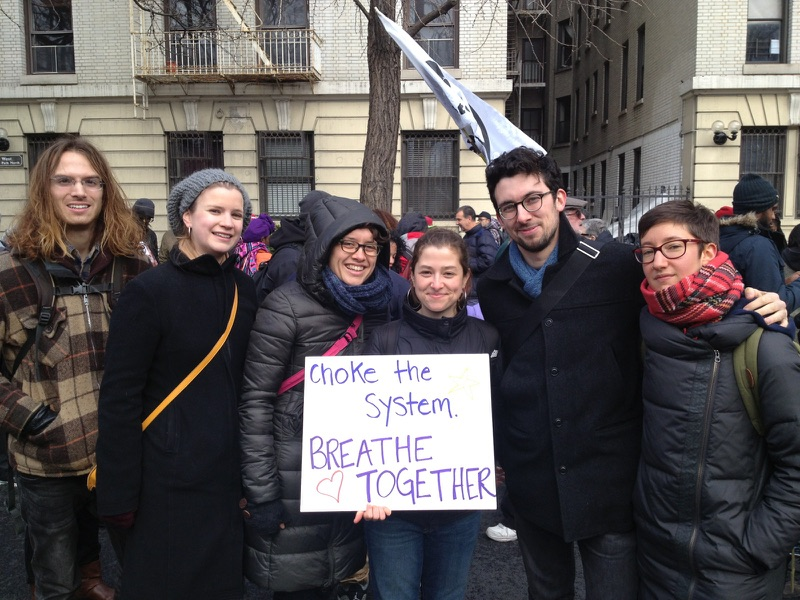 NYC MLK action 1