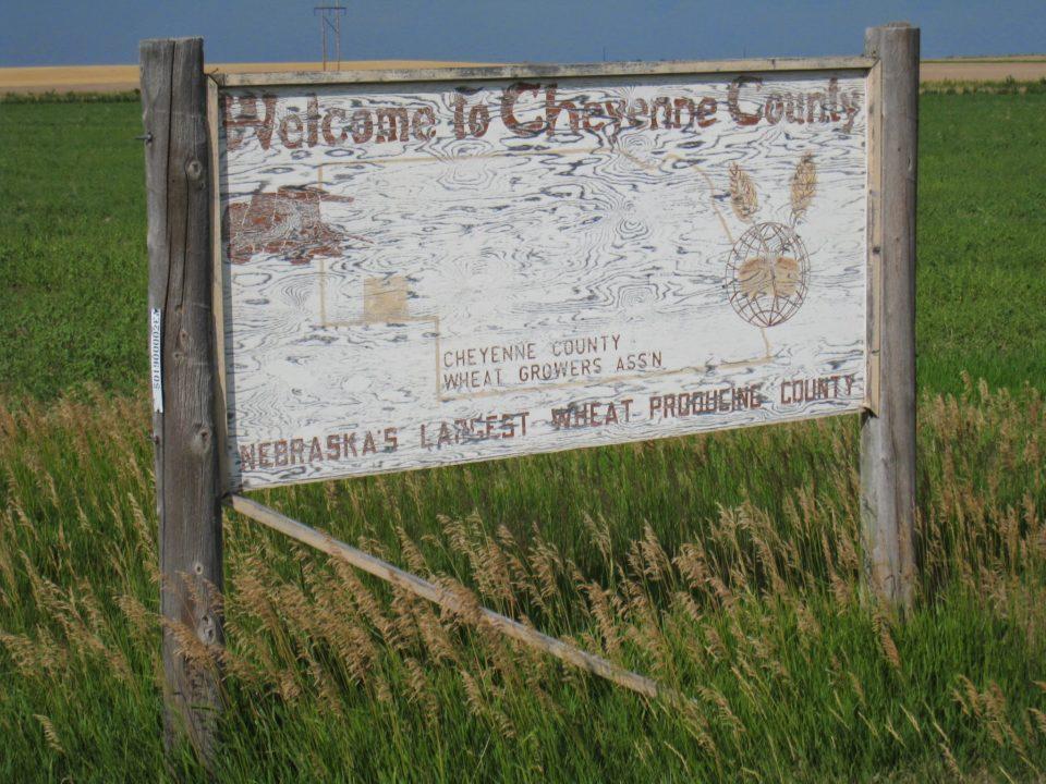 Sign in Nebraska