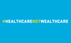 Healthcare Not Wealthcare - Taking Action for Tax Justice