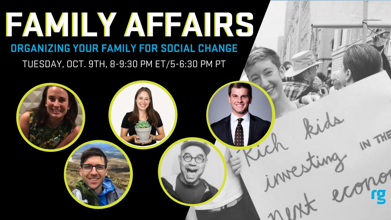 Webinar: Family Affairs