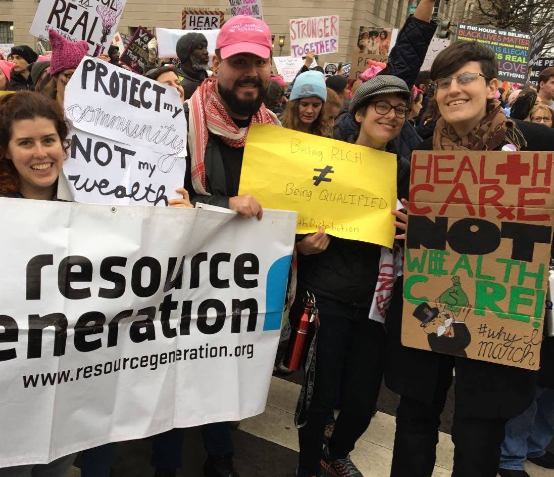 Why Resource Generation is Committed to Racial Justice