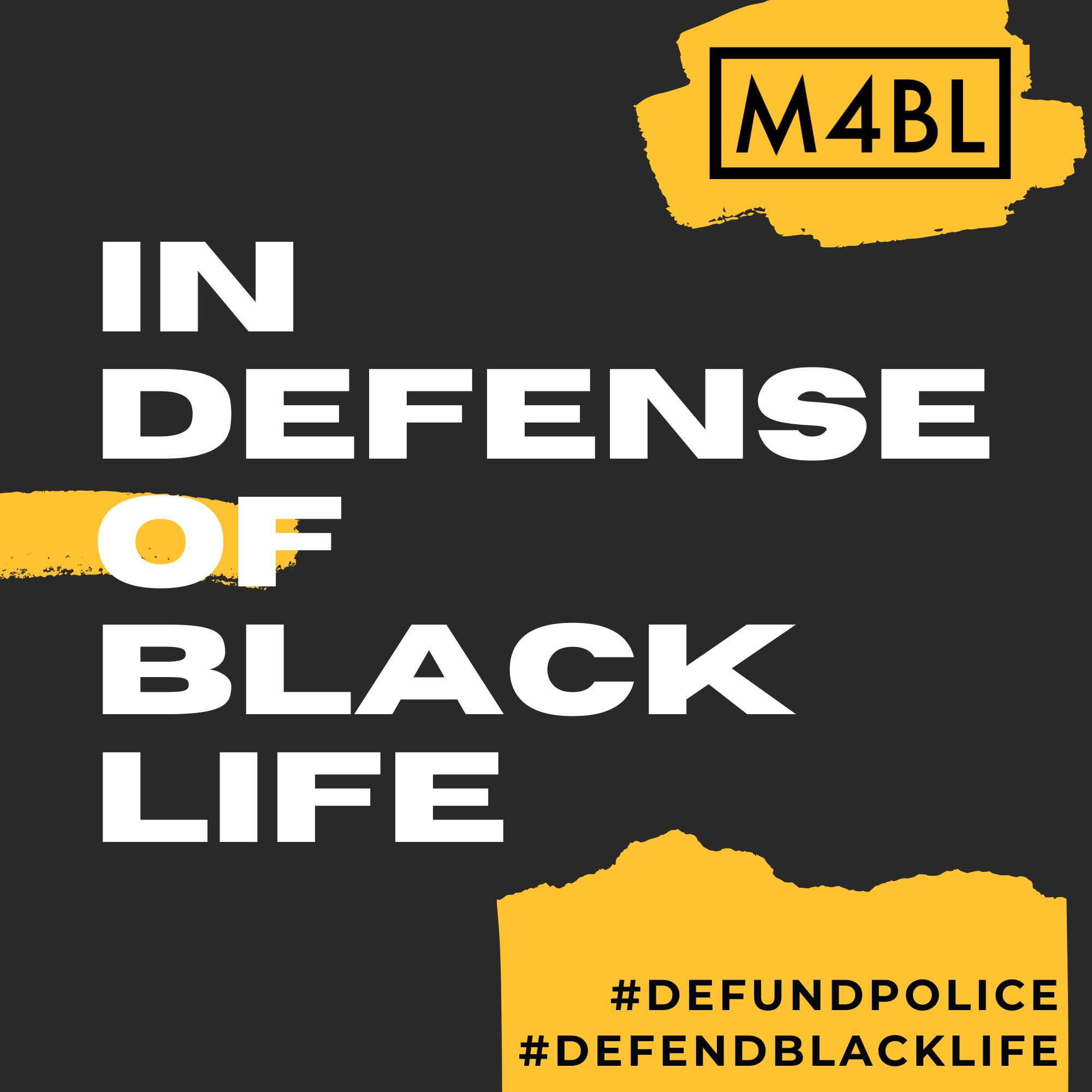 Defend Black Life Protests – How to Support & Where