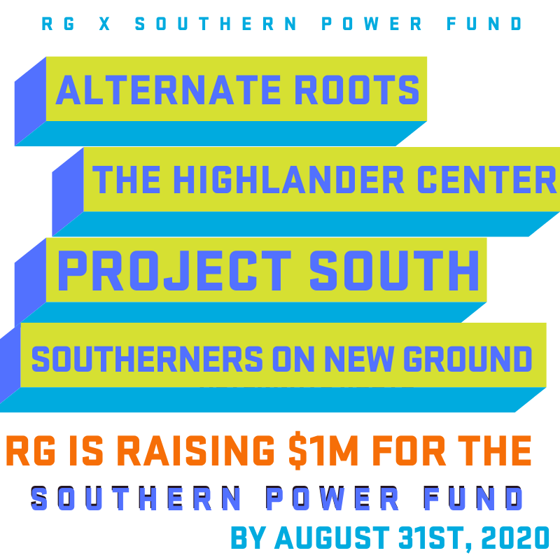 Raising $1M to support Black Southern self-determination with the Southern Power Fund